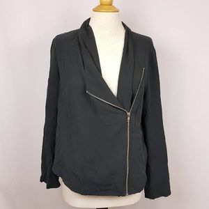 Trouve Modal Black Jacket- Perfect for a Night Out